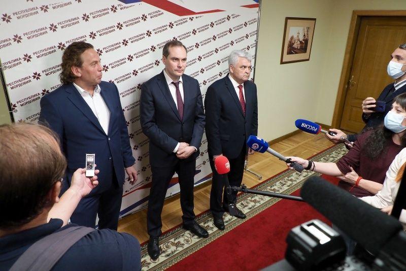 Врио Главы Мордовии Артём Здунов заявил о выступлении ФК «Саранск» в ПФЛ в сезоне 2021/2022
