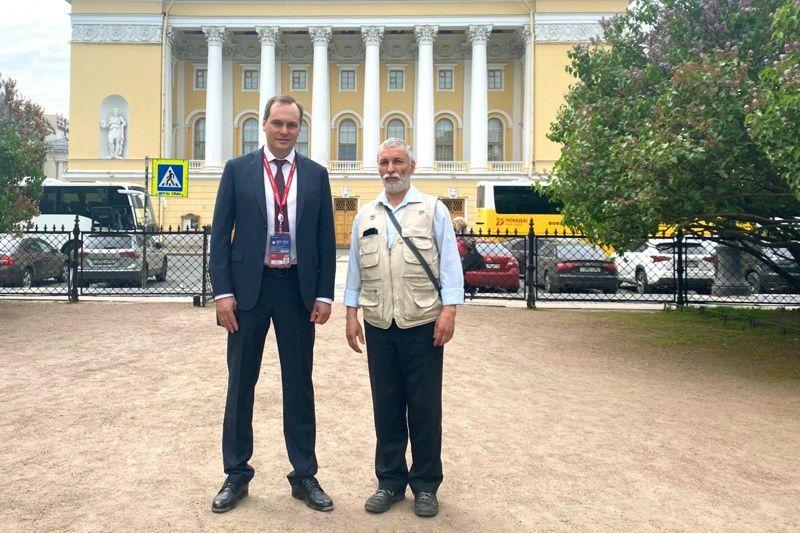 Артём Здунов поручил Правительству РМ начать подготовку к проведению в Саранске первой Европейской олимпиады по астрономии